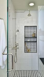 Tile Designs For Bathroom Walls by Best 25 Shower Niche Ideas Only On Pinterest Master Shower