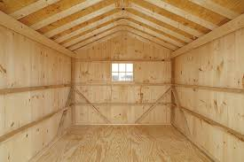 12x16 Storage Shed Plans by Shawnee Structures Pennsylvania Maryland