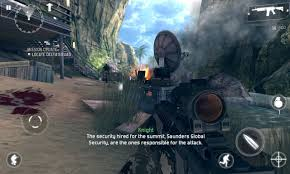 modern combat 4 brings shooting as the xbox windows phone