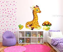 stickers jungle chambre bébé stickers muraux chambre bebe stickers muraux pois doracs dans une