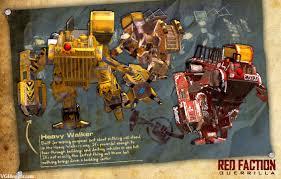 100 Guerilla Truck Show Heavy Walker Red Faction Wiki FANDOM Powered By Wikia