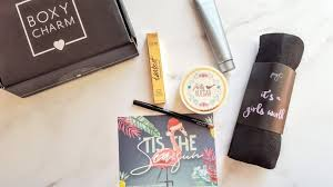 BoxyCharm Subscription Box Review + Unboxing | December 2018 Promotions Giveaways Boxycharm The Best Beauty Canada Free Mac Cosmetics Mineralize Blush For February Boxycharm Unboxing Tryon Style 2018 Subscription Review July Box First Impressions Boxycharm August Coupon Codes Below April Msa January In Coupons Hello Subscription Coupon Code Walmart Canvas Wall Art May