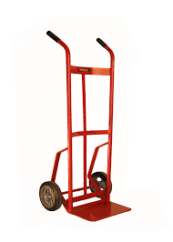 100 Drum Hand Truck Heavy Duty Steel S On Wesco Industrial Products Inc