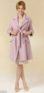 PETRONELLA WYATT Which is the pick of the must have pink coats