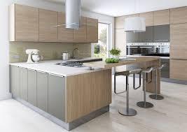 idees cuisine moderne idee cuisine equipee style cuisine moderne meubles rangement