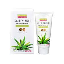 Pure Aloe Vera Skin Gel With Vitamin E 60 Ml
