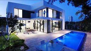 100 Minimalist Houses Superb Symmetrical Modern Luxury House In Rishon LeTsiyon Israel By Shachar Rozenfeld