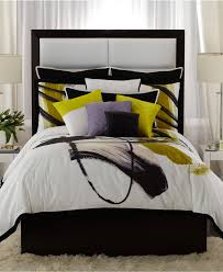 Macys Bedding Collections by Vince Camuto Basel Comforter Mini Sets Bedding Collections Bed