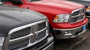 100 46 Dodge Truck Fiat Chrysler Recalls Ram Pickup Trucks Because Tailgate Can