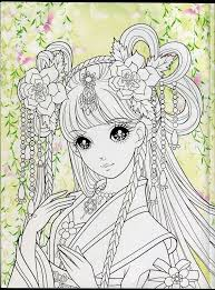 Princess Coloring Book 3