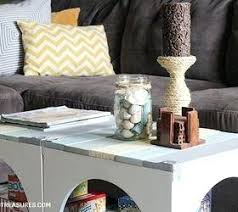 Painted Pallet Coffee Table Beach Inspired Furniture Chalk Paint