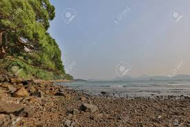 100 Waterfall Bay From Park View Of East Lamma Channel Stock Photo