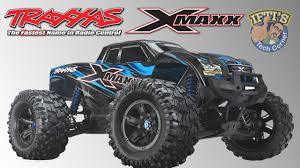 100 Truck Maxx 01 Traxxas XMAXX 8S The Ultimate RC OVERVIEW
