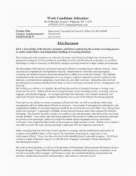 Resume Example We Of Security Related Post