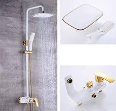 hccpd duschsysteme dusche wasserhahn set dusche duschkopf
