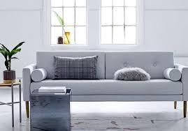 deco canapé gris 65 idées déco pour accompagner un canapé gris décoration