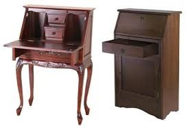 Ethan Allen Small Secretary Desk by Image Secretary Desk Design Melegant Black U2014 Jen U0026 Joes Design