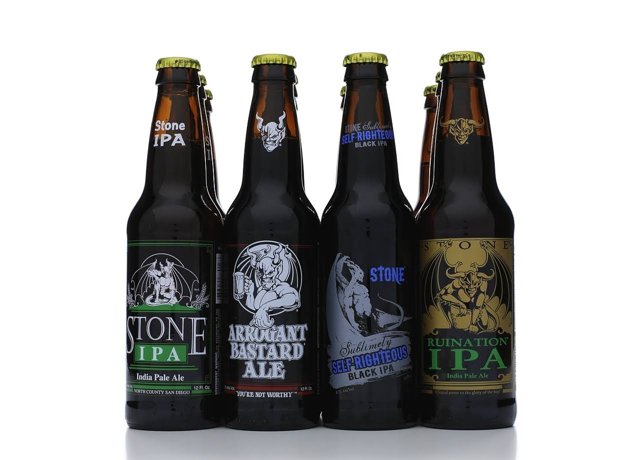 Stone Brewing Co Stone Mixed Pack - 12 Bottles