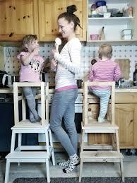 diy kochstuhl für kinder ikea hack für 30 kleinliebchen