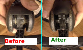 Acrylic Desk Chair On Casters by Furniture How To Remove The Wheels From Casters On A Chair To