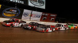 NASCAR Reportedly Looking For Another Dirt-track Race | Autoweek Nascar Camping World Truck Series Buckle Up In Your 225 Releases 2016 Schedule Autoweek Five Drivers Who Should Run At Eldora In 2018 Page 2 2017 Sprint Cup Xfinity And Bristol Motor Speedway Paint Scheme Design Homestead Tv Schedule Racing News Dalton Sargeant Performance Plus Oil Make Their Dover To Host Chase Race Christopher Bell Claims Championship Speed Sport Unoh 175 Cupscenecom