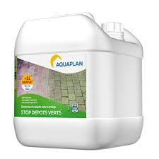 anti mousse murs exterieurs stop dépôts verts aquaplan
