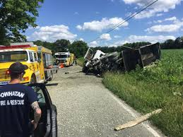 Truck Driver From Amelia Dies In Powhatan Crash | Central Virginia ...