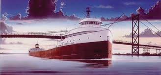 Edmund Fitzgerald Sinking Location by Location The Loss Of Edmund Fitzgerald