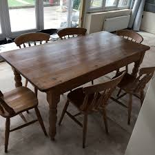 19 Upcycled Dining Room Table My First Port Of Call Was Sourcing A 6ft U0026