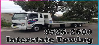 100 Tow Truck Melbourne INTERSTATE TOWING Sydney Sutherland Shire Ing