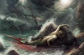 The Sacrifice Of Little Mermaid