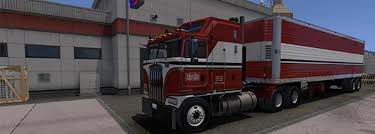 100 Bj And The Bear Truck Updated BJ And The K100 Skin And New Trailer Mod American