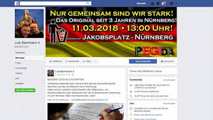 Apply To Be A Lay Judge Bachmann Wrote In Facebook Post Also Shared By PEGIDA