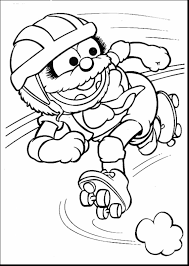 Fantastic Elmo Printable Coloring Pages With Page And Free