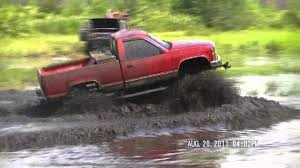Bad Ass Trucks Rippin Up The Mondex 4x4