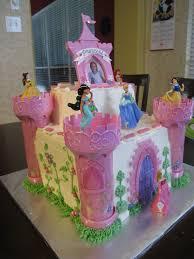 Disney Princess Castle Cake CakeCentral