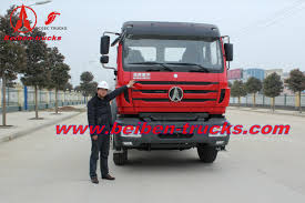 Hot Sale New Beiben NG80 6x4 Truck Tractor For Congo,New Beiben NG80 ...