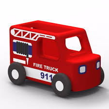 Moover Line Mini Fire Truck – Mr Wolf Kids