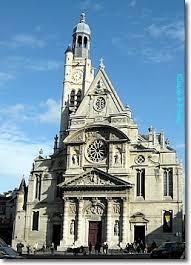 l église st étienne du mont