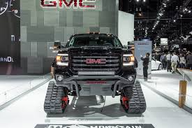 GMC Unveils The Sierra 'All Mountain' Concept   GM Authority 2019 Gmc Sierra Concept Pickup Truck Canada Youtube 1955 Luniverselle Gm 3500 Hd Denali 2018 Motor Trend Of The Year Ny Auto Show Vw And Steal Headlines Gearjunkie All Terrain Future Concepts Chicago Preview Xt Hybrid Carscoops Bangshiftcom A Spectre Of The Past This 1990 Could Be 2500 Mountain Can Go Anywhere On Davis Buick 20 Spied With Luxurylevel Upgrades Colors Price Car Truckon Offroad After Pavement Ends