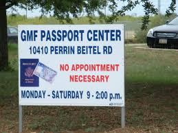 Perrin Beitel Post fice Passports Bowie school phone