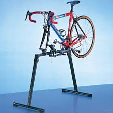 Costway Costway Exercise Bicycle Trainer Stand Stationary Indoor 8