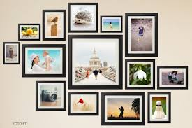 Creative Wall Collage Ideas Give You A Hand On Making Photo Regarding Design 3