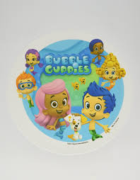 Bubble Guppies Cake Decorations by Bubble Guppies Edible Icing Image Topper 8