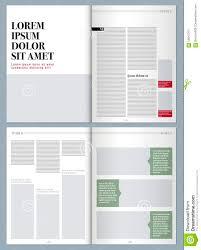 100 Modern Design Magazines Design Magazine Stock Illustration Illustration Of