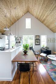 Hanging Drywall On Angled Ceiling by Best 25 Open Ceiling Ideas On Pinterest Open Office Define