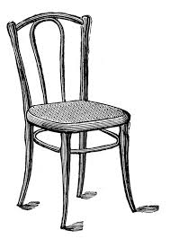 736x1033 Table Clipart Black And White Cliparts