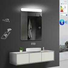 led beleuchtung warm kalt weiß licht wand badezimmer spiegel