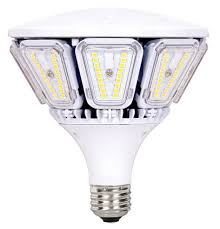 Satco LED post top retrofit light bulbs