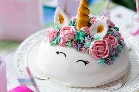 einhorn torte rezept schnelle anleitung für einhorntorten